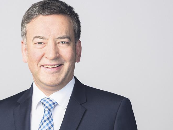 Porträt: Elmar Baumann, Geschäftsführer des Verbandes der Deutschen Biokraftstoffindustrie (VDB)