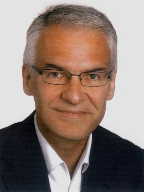 Porträt von Dr. Hieronymus Fischer