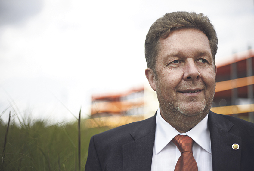 Porträt: Kurt Sigl, Präsident Bundesverband eMobilität e.V.