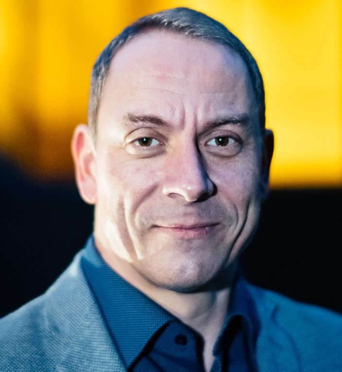 Porträt: Dirk Harbecke