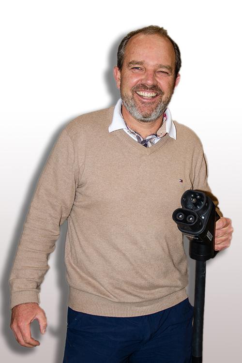 Porträt: Oliver P. Kaul, Geschäftsführer amperio GmbH