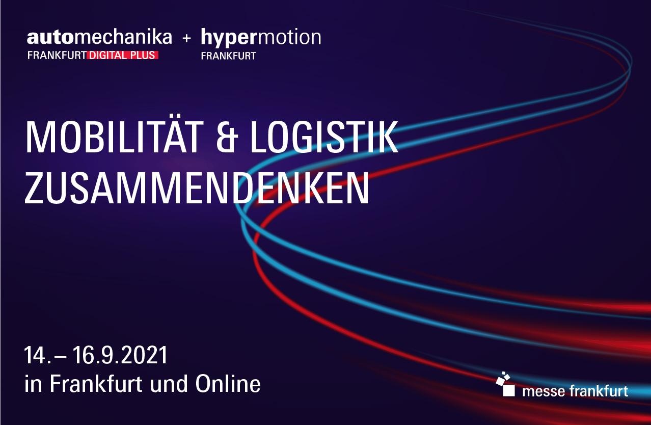 Plakat: Mobilität & Logistik zusammendenken