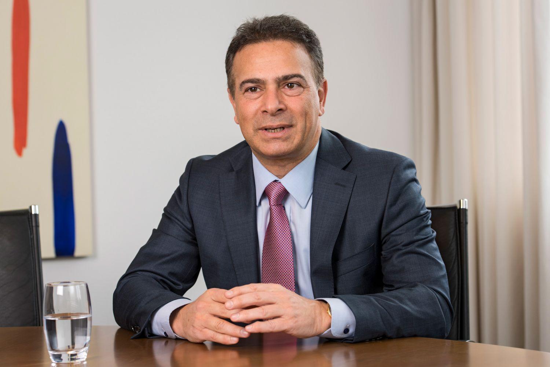 Portrait CEO Dr. Mohsen Sohi