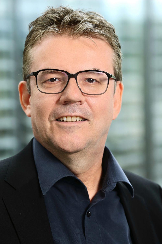 Porträt: Dr. Clemens Beckmann, CEO von Greenplan