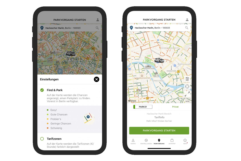 """""""Ohne Parkdaten keine Smart City"""""""