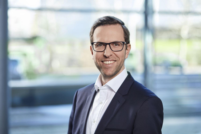 Portrait: CEO Christoph Knogler KEBA Energy Automation